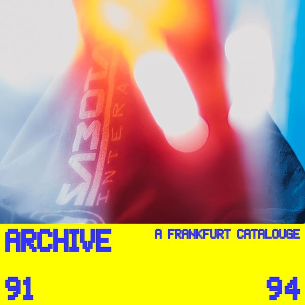 Die Orakel Soundcloud: Archive – A Frankfurt Catalogue 91-94 Link Thumbnail   Linktree
