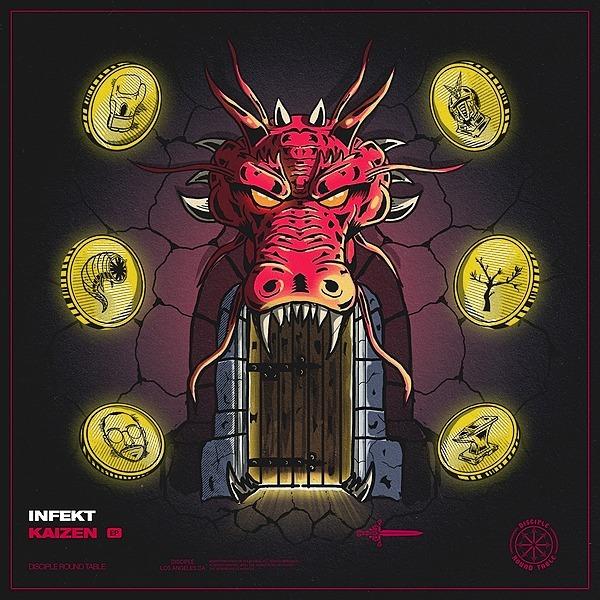 INFEKT - Kaizen EP [OUT NOW]