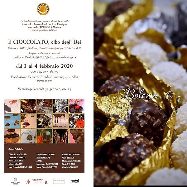 "Bolonie ""Chocolate , food of the Gods"" Ferrero chocolate Museum, Italy 2020 Link Thumbnail   Linktree"