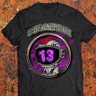 @crater13 Tshirts Threadless Link Thumbnail   Linktree