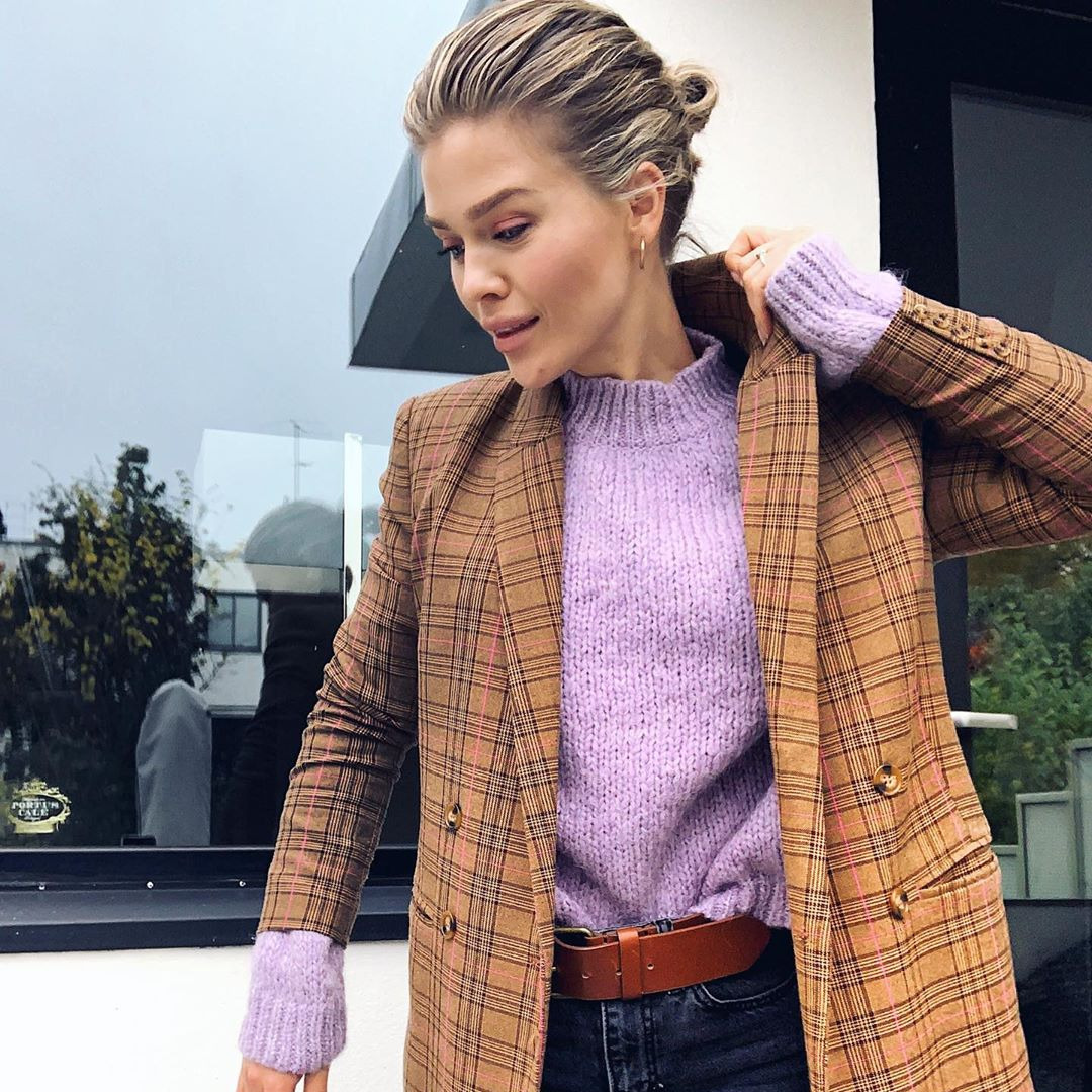 @fashionhr Ljubičasti džemper: omiljeni odabir za jednostavne dnevne kombinacije Link Thumbnail | Linktree