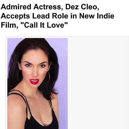 """Call It Love"" PR!🎬"
