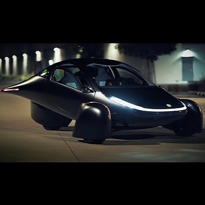 Preorder best car ever fully solar powered