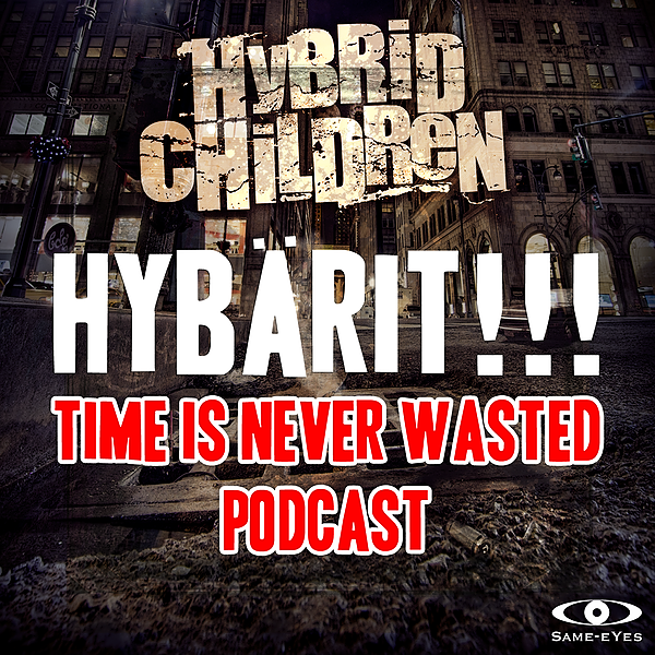 HYBÄRIT!!! Time Is Never Wasted podcast