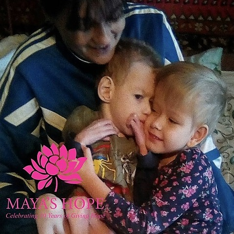 @mayashopefoundation Formula, Diapers and More for Sofia and Kirill Link Thumbnail | Linktree