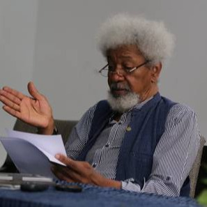 Elegy for the Nation by Wole Soyinka