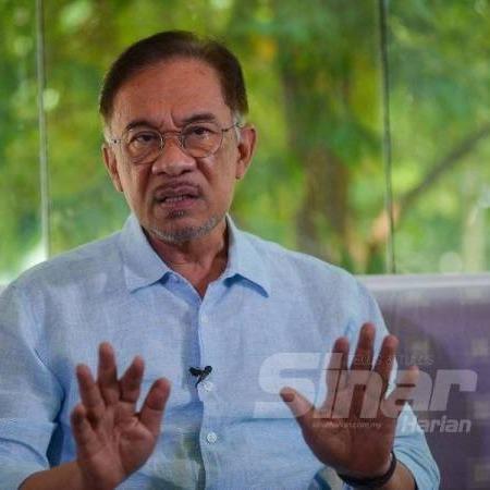 @sinar.harian Perjuangan PKR nak ubah sistem pentadbiran korup: Anwar Link Thumbnail | Linktree
