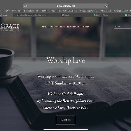 @dariengabriel Grace Online Link Thumbnail | Linktree