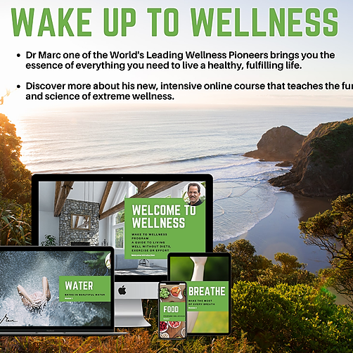Discover your Extreme Wellness Superpowers at the Extreme Wellness Academy