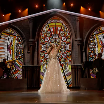 Watch Carrie's Performance on the 56th ACM Awards