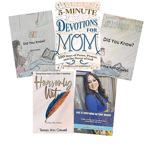 @lets_talk_studio Teresa Ann's Books on Amazon Link Thumbnail   Linktree