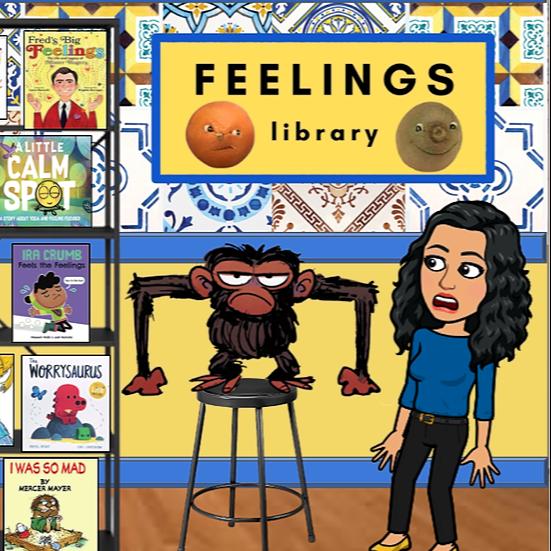 Miss Hecht Teaches 3rd Grade Feelings Link Thumbnail | Linktree