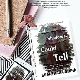 Granthana Sinha LINKS My Mystery-Thriller Novel - If Shadows Could Tell (paperback) Link Thumbnail   Linktree