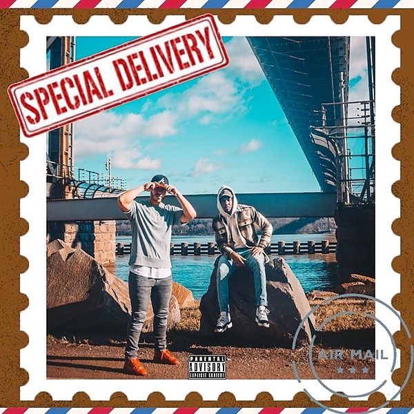 GENARO ORTIZ ✌🏼 Special Delivery - EP Link Thumbnail | Linktree