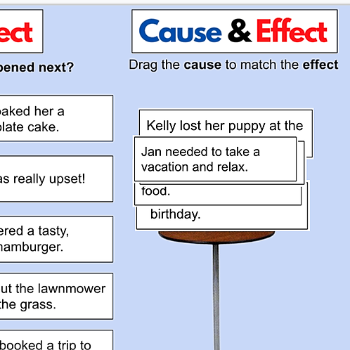 Miss Hecht Teaches 3rd Grade Cause and Effect  Link Thumbnail | Linktree