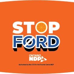 """@SuzeMorrison Get your """"Stop Ford"""" Mask Link Thumbnail 