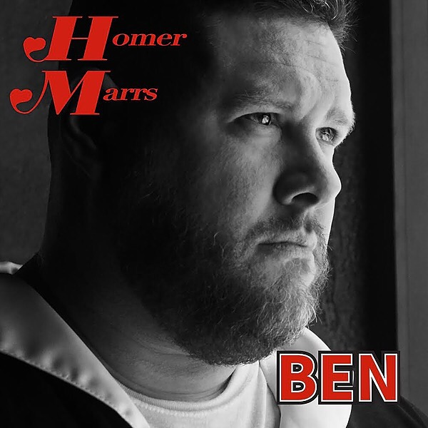 """Homer Marrs """"Ben"""" Out Now Link Thumbnail   Linktree"""