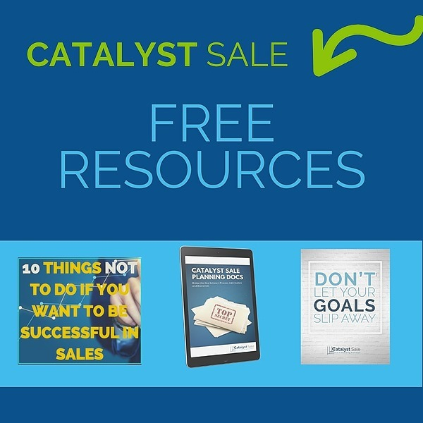 Sales is a Thinking Process® Free Resources Link Thumbnail | Linktree