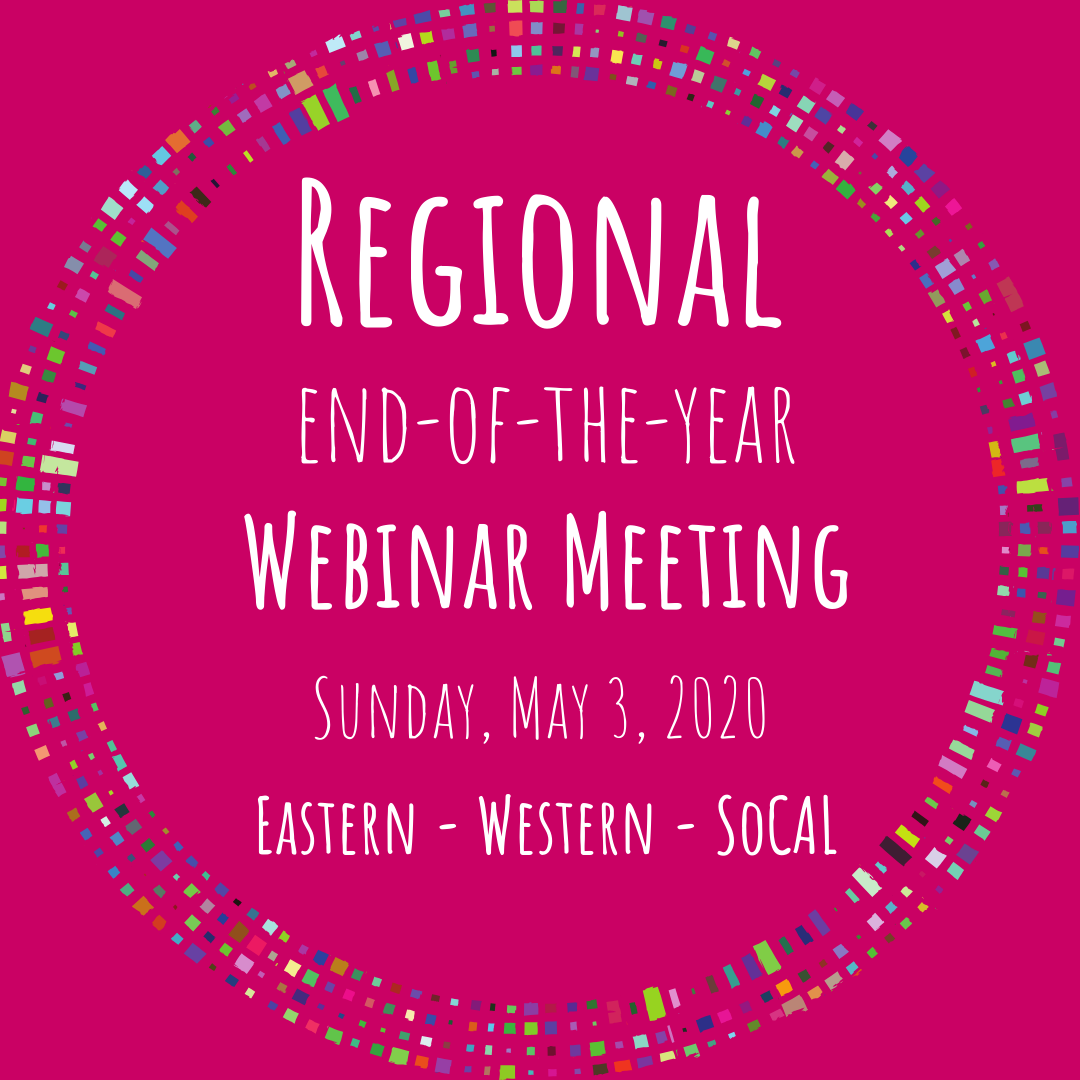 Western Region End-of-the-Year Meeting