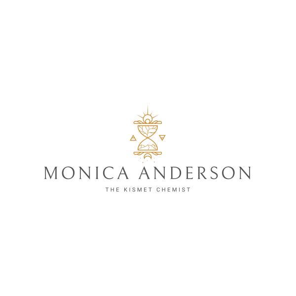 Monica Anderson The Kismet Chemist on Youtube Link Thumbnail   Linktree