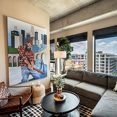 Andrew J. Young Andrew & Jeremy's Minneapolis Condo - Book on Airbnb Link Thumbnail | Linktree