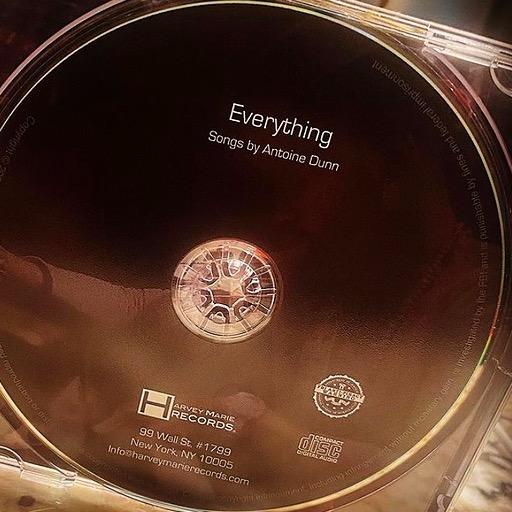 @EverythingByAntoineDunn Order CD Link Thumbnail   Linktree