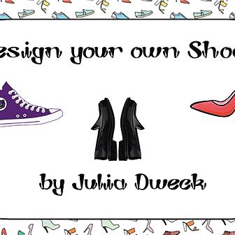 Design a Shoe *STEAM fun!