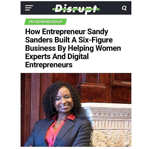 Featured in Disrupt Magazine