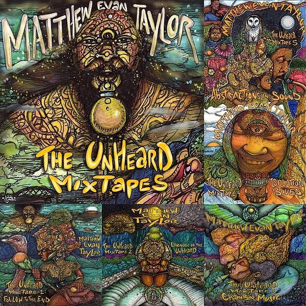 @JUNIPERCREATIVEARTS The Unheard Mixtapes Link Thumbnail   Linktree