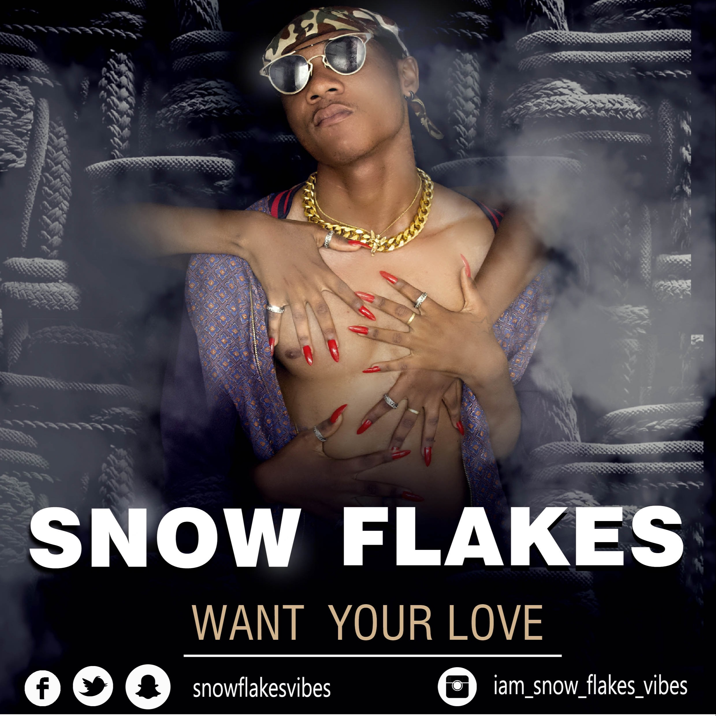 WANT YOUR LOVE