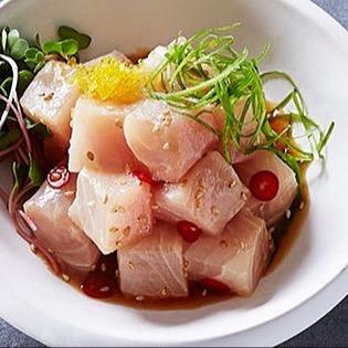 Kanpachi Poke