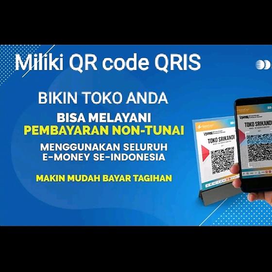 Digipreuner Miliki QR Code QRIS untuk Usaha Anda Link Thumbnail   Linktree
