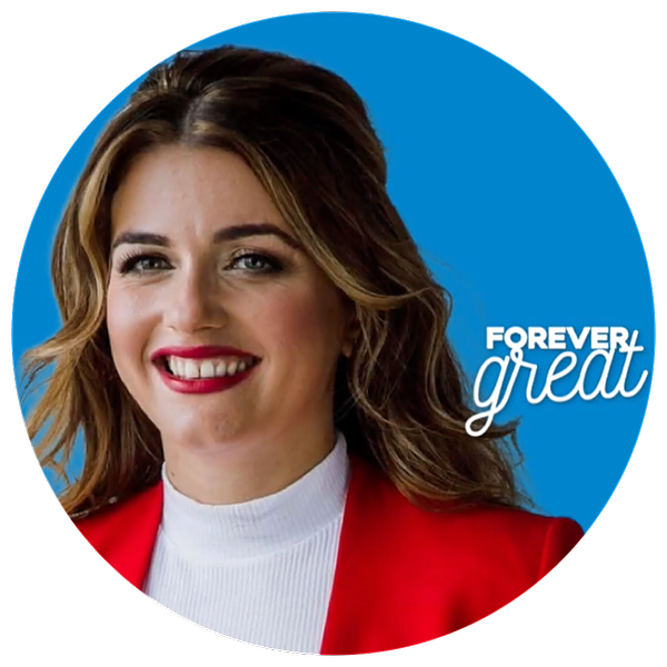 @TheGiftedKind Founder Genna on the Forever Great podcast Link Thumbnail   Linktree