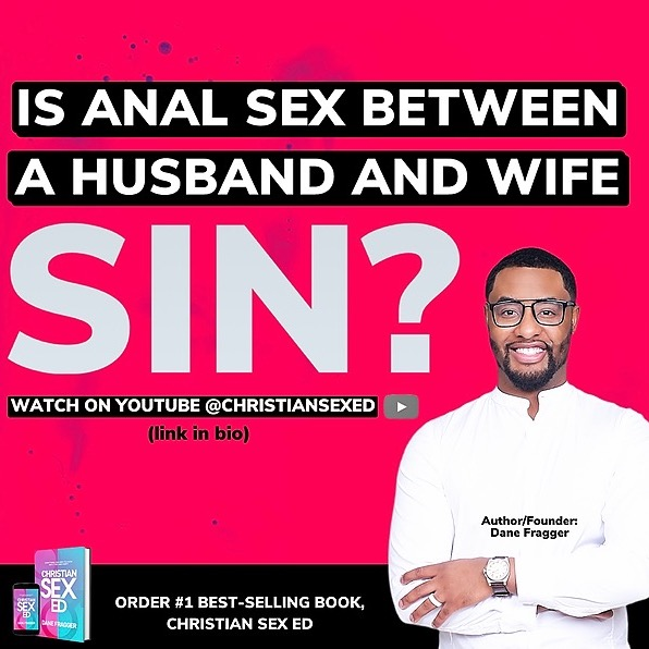 Order Christian Sex Ed ⬇ Is Anal Sex a Sin in Marriage? Link Thumbnail   Linktree