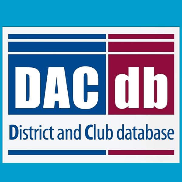 District DACdb Login for Members