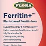 @L A L A H D E L I A Ferritin+ Plant-Based Iron   Use code lalah20 for 20% off Link Thumbnail   Linktree