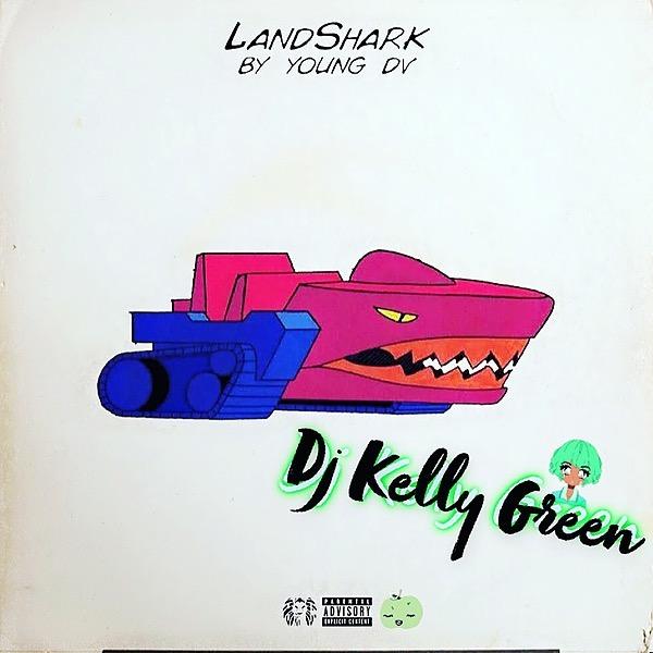 LandShark x DJ Kelly Green