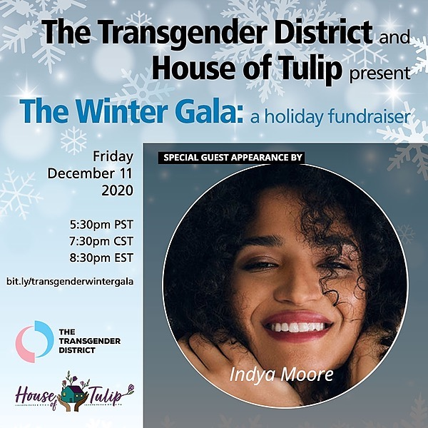 TRANSGENDER WINTER GALA!
