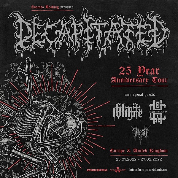 @inferi_official Decapitated 25th Anniversary Tour Link Thumbnail   Linktree