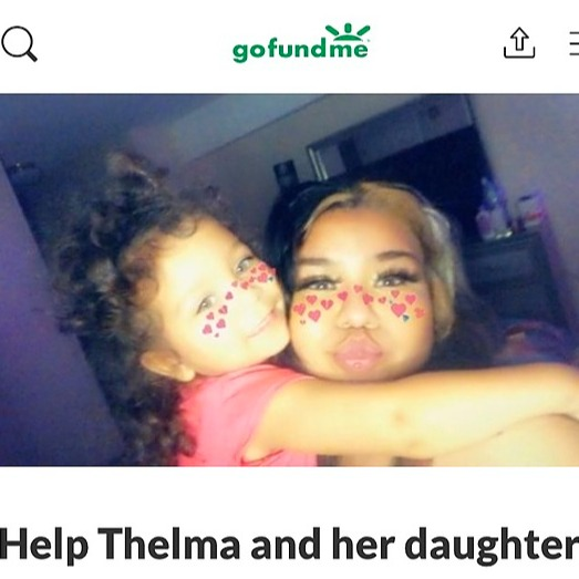 Help Thelma & Her Daughter