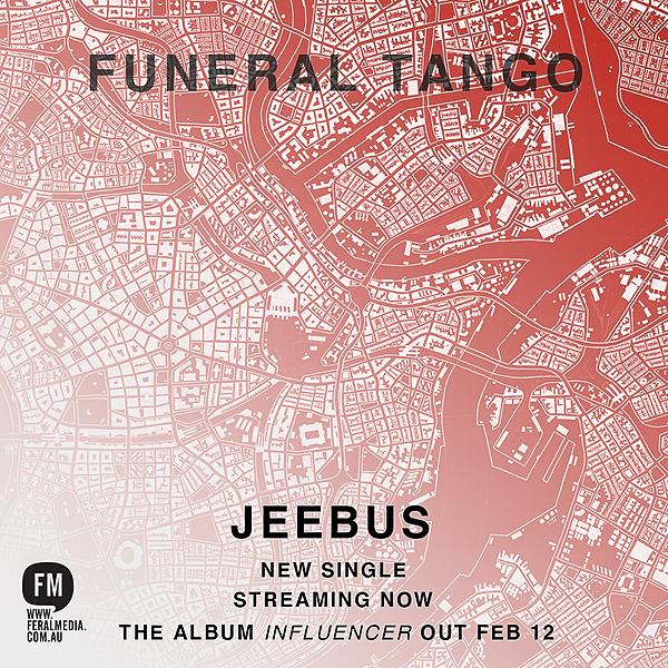 Jeebus | Funeral Tango | Spotify