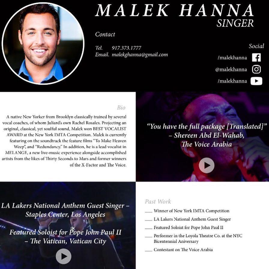 @malekhanna APPLE MUSIC  Link Thumbnail   Linktree