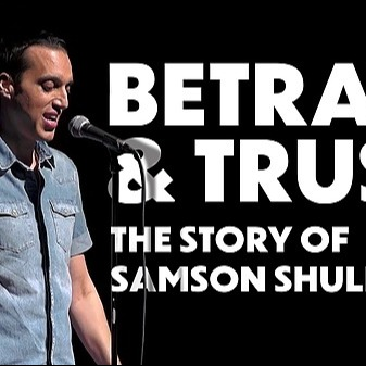 Betrayal and Trust; My Story – Youtube