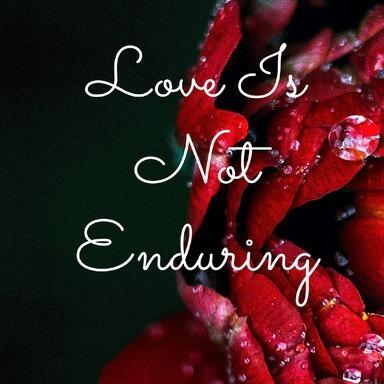 @loveisnotenduringthebook Profile Image | Linktree