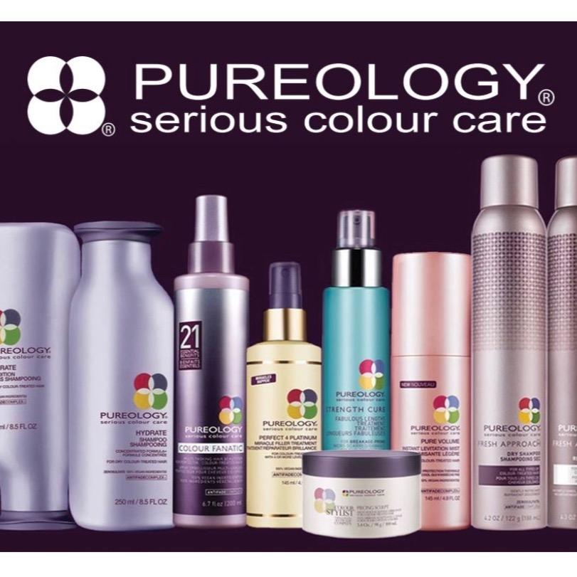 Hairstylist   HairFluencer Shop Pureology Link Thumbnail   Linktree