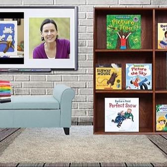 @RebeccaAllgeier Barbara Reid Author/Artist study Link Thumbnail | Linktree
