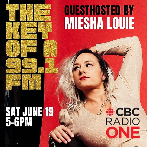 Miesha & The Spanks CBC Key Of A - Miesha Guest-Hosts Link Thumbnail   Linktree