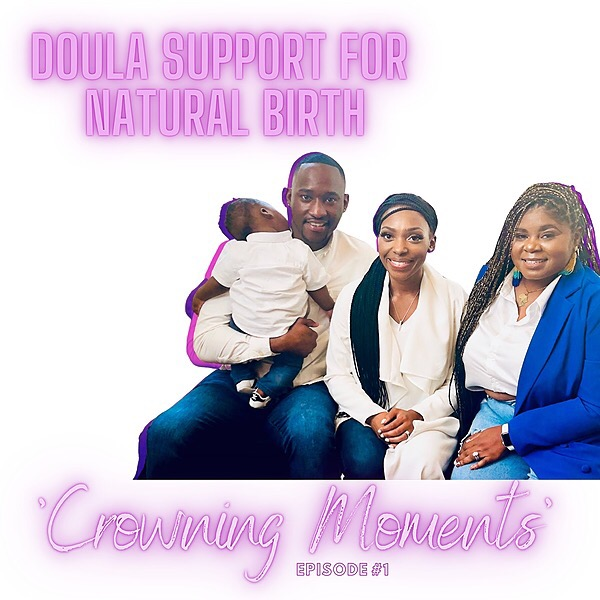 Nadia The Doula&Business Coach Crowning Moments YouTube  Link Thumbnail | Linktree