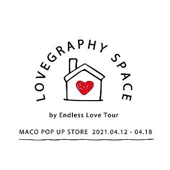 ラフォーレ原宿 POP UP STORE