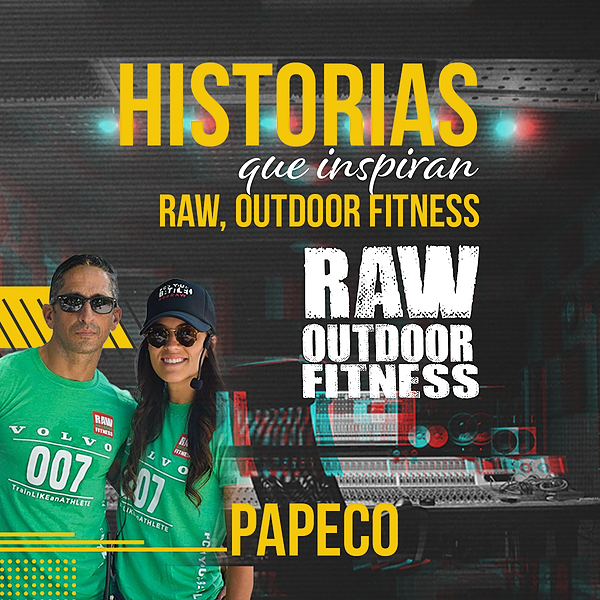 ENTRE COMPAS PODCAST HISTORIAS: RAW OUTDOOR FITNESS / PAPECO Link Thumbnail   Linktree